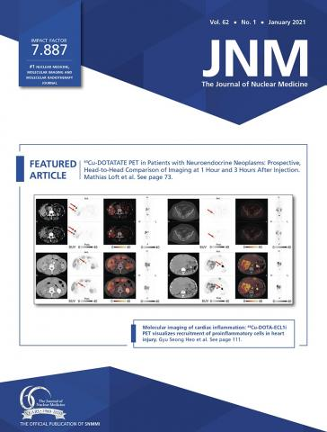 Journal of Nuclear Medicine: 62 (1)