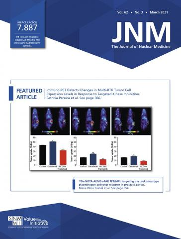 Journal of Nuclear Medicine: 62 (3)